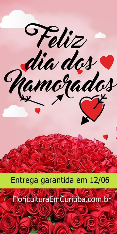 Floricultura Dia dos Namorados