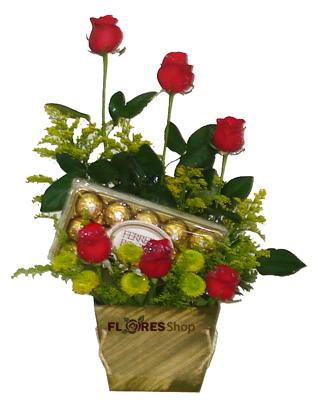 1947 Rosas Com Ferrero