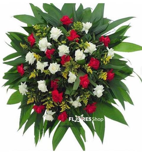 2105 Coroa Pequena de Rosas
