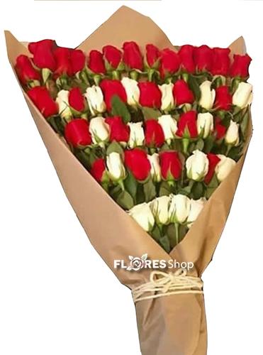 2130 Ramalhete show de rosas