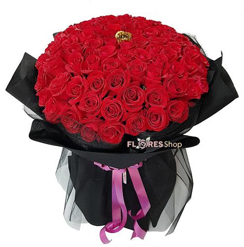 2248 Puro charme 120 rosas