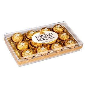 229 Ferrero Rocher 12 bombons
