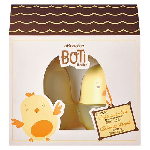 2492 Boti Baby Estojo Colônia e Sabonete