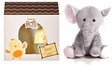 2586 Baby & Elefantinho