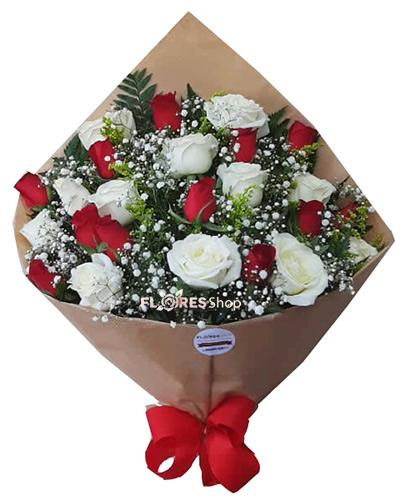 2990 Buquê 24 Rosas