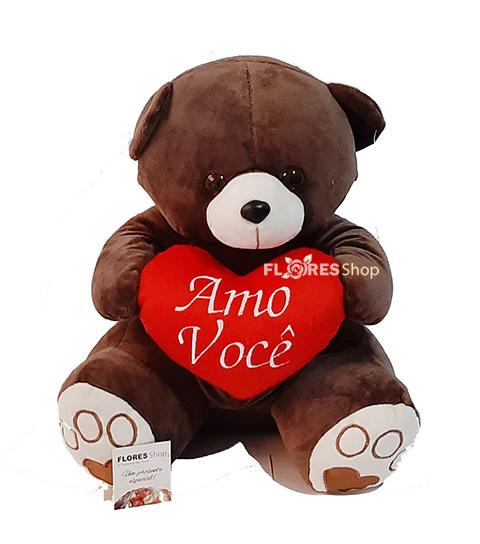 3279 Urso Amo Você
