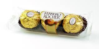375 Ferrero Rocher 3und.