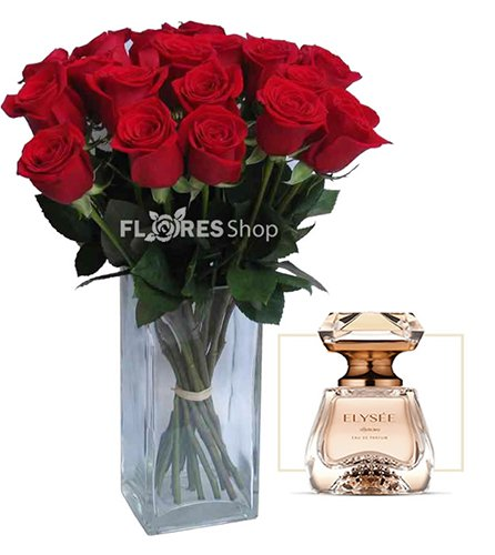 421 Rosas e Parfum Elysée