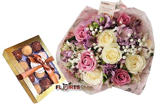 4543 Docinhos e Delicado como as Flores