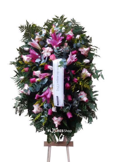 4663 Coroa de Flores Floresta
