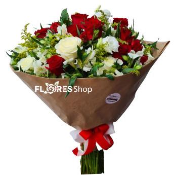 4667 Buquê de Flores Mistas