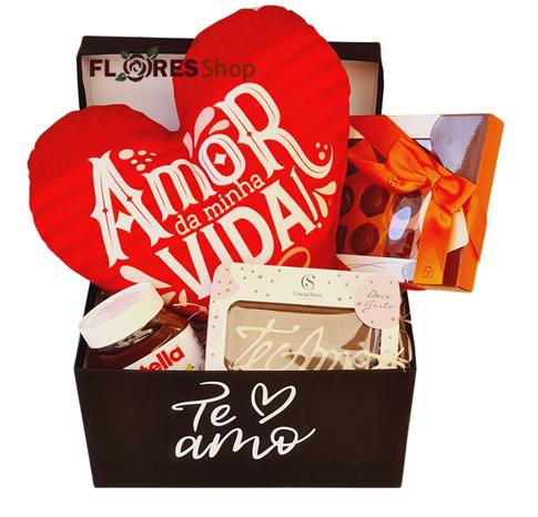 5160 Box Amor da Minha Vida