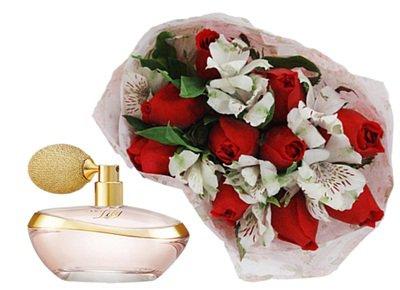 546 Lady e Rosas