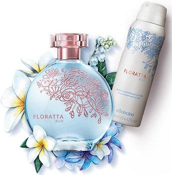 611  Kit Floratta Blue o Boticário