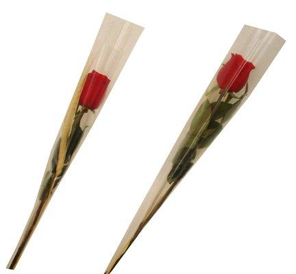 729 Rosas Embaladas Simples